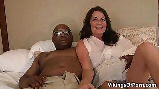 Female Milf Takes First Black Cock Video - Brazzers porno