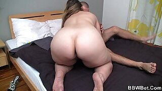 I look at my perfect little beauty BBW - Brazzers porno
