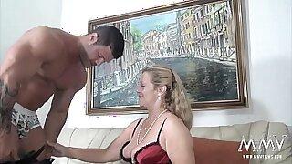 Jasmine stripping from granny - Brazzers porno