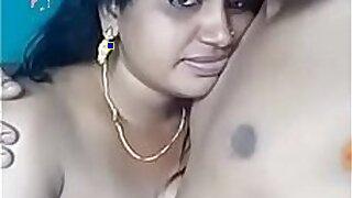 Sensual girl getting tight boobs play - Brazzers porno