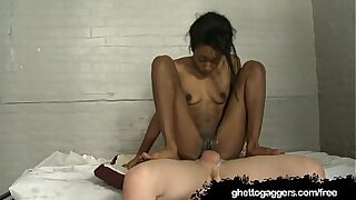 Interracial Threesome Fuck With Two Beautiful Glamourgirls - Brazzers porno