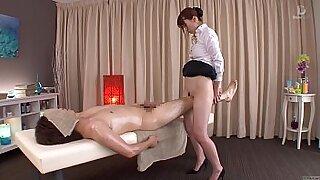 Yui Hatano amazing massage with wild sex - Brazzers porno