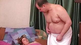 Russian Dad with fuck .hump - Brazzers porno