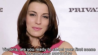 Victoria Has Her Casting Call Complete with... - Brazzers porno