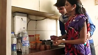 Housewife Illegal Relationship with Hubby Boss at Home - Brazzers porno