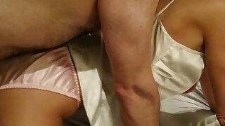 White Camisole Pink Panties - Brazzers porno