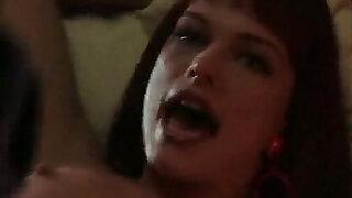 Milla Jovovich He Got Game - Brazzers porno
