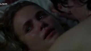 Radha Mitchell kissing Ally Sheedy - Brazzers porno