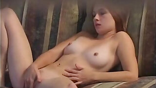 Girl strips and masturbates hidden cam - Brazzers porno