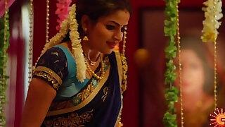 Nandhini Serial Nithya Ram Hot Seducing Moves with Show - Brazzers porno