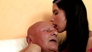 Lucky Grandpa - Brazzers porno