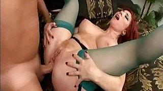 Mature redhead Brittany - Brazzers porno