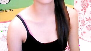 Filipina cam girl with Beautiful Fresh wowcams - Brazzers porno