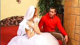 Best Man Fucks Redhead Bride - Brazzers porno