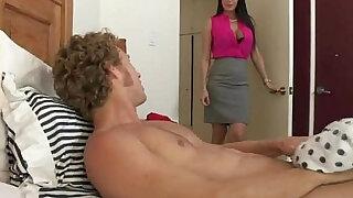 Horny Big Tit MILF and Teen Fuck a Guy Eva Karera, Heather Night - Brazzers porno