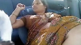Tamil Married Aunty Other Men In Car - Brazzers porno