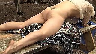 Tattooed Sage Masturbating - Brazzers porno