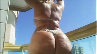 Chubby Dimple Butt - Brazzers porno
