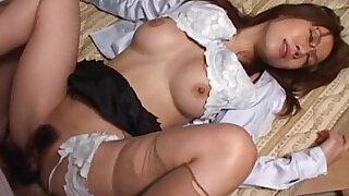 Japanese Gang Bang II - Brazzers porno