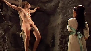 Mistress Strapon To Two Slaves - Brazzers porno