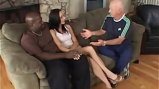 Evans will do anything for her husband even if it - Brazzers porno