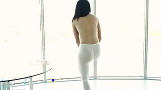 white pantyhose - Brazzers porno