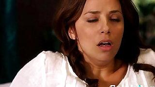 Eva Longoria in wet lingerie scenes - Brazzers porno