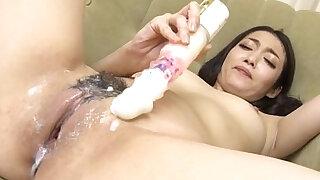 Juvenile asian doxy didlo tease - Brazzers porno