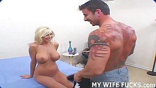 Wife pornstar botany bbc u - Brazzers porno