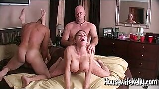 Australian Fucked by His Wife Couple But So Much More - Brazzers porno
