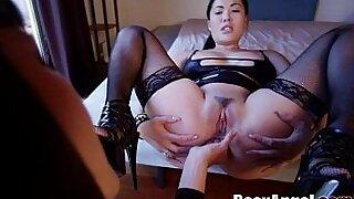 Chastity Lynn BBC Fetish - Brazzers porno