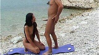 Deyhales Ulfra Beach Ficka - Brazzers porno