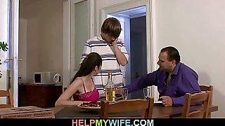 LEZNY WIFE YOUNG PENIS DE BOLADA CASH CANADA - Brazzers porno