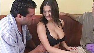 My Wife has HOT orgasms! - Brazzers porno