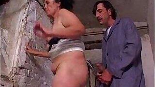PortaThrice Assfucked Broad Granny paradise - Brazzers porno