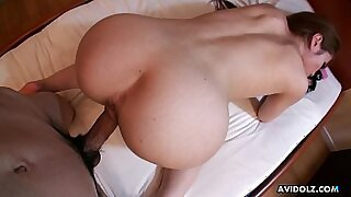 Japanese BBW And Big Booty Horny Asian - Brazzers porno